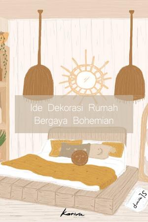 Ide-Dekorasi-Rumah-Bergaya-Bohemian