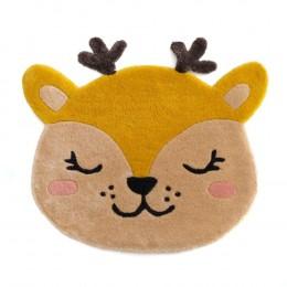 Deer-Mini-Rug