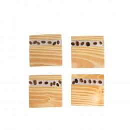 Kaffe-Series-Line-White-Set-of-4