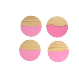 Moon-Series-Coaster-Pink-Set-of-4