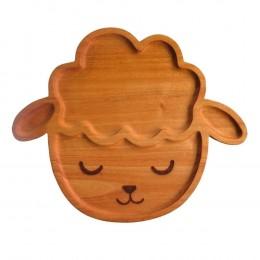 Sheep-Wooden-Food-Tray