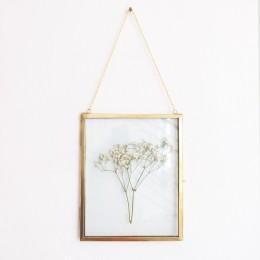 Brass-Floating-Frame