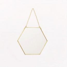 Brass-Mirror